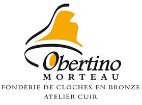 Obertino : Fonderie artisanale de cloches en bronze, Atelier Cuir
